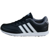 Shoes Children Low top trainers adidas Originals VS Switch 2 K Black-White-Grey
