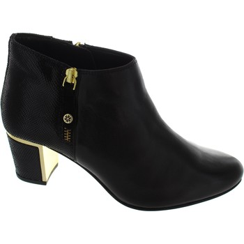 Shoes Women Ankle boots Van Dal Arial II Black