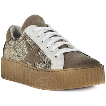 Shoes Women Low top trainers Meline GO  CROSTA TAUPE    100,1