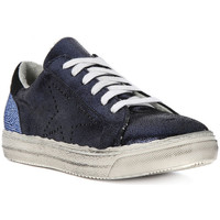 Shoes Women Low top trainers Meline GO  MICROCRACK BLU LIME    119,3