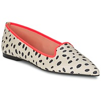 Shoes Women Flat shoes Pretty Ballerinas MEIJI ECRU