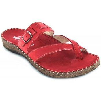 Shoes Women Sandals Walk & Fly 3861-22201 red