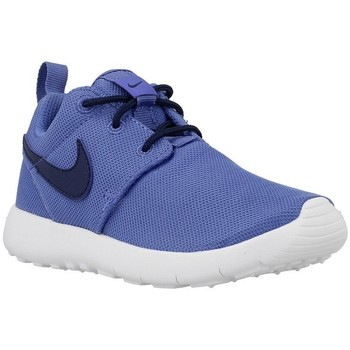 Shoes Children Low top trainers Nike Roshe One PS White-Violet