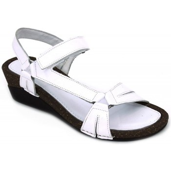 Shoes Women Sandals Walk & Fly 2228-21620 white