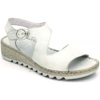 Shoes Women Sandals Walk & Fly 9371-36170 white