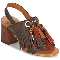 Shoes Women Sandals See by Chloé SB30102 Brown