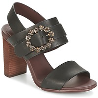Shoes Women Sandals See by Chloé SB30123 Black