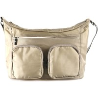 Bags Shoulder bags Roncato 417310 Across body bag Luggage Beige Beige