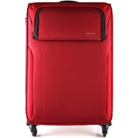 Bags Soft Suitcases Roncato 413122 Medium trolley 4 wheels Luggage Red Red