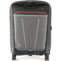 Bags Hard Suitcases Roncato 514509 Trolley 4 wheels Luggage Black Black