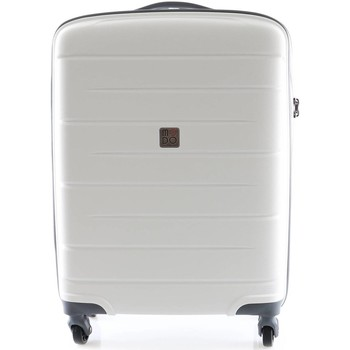Bags Hard Suitcases Roncato 413483 Trolley 4 wheels Luggage White White