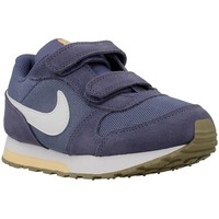 Shoes Children Low top trainers Nike MD Runner 2 Tdv Navy blue