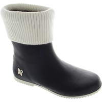 Shoes Women Wellington boots Butterfly Twists Eton Black/White