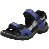 Shoes Women Sandals Ecco Offroad Yucatan Blue