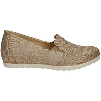 Shoes Women Loafers Enval 7918 Mocassins Women Platino Platino