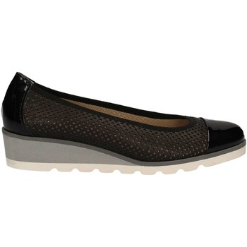 Shoes Women Flat shoes Grunland SC3237 Ballet pumps Women Black Black