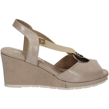 Shoes Women Sandals Cinzia Soft IAB51551-GC Wedge sandals Women Beige Beige