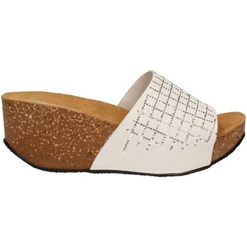 Shoes Women Mules Cinzia Soft IG9304 Sandals Women Bianco Bianco