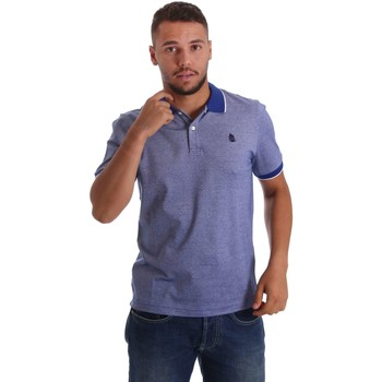 Clothing Men short-sleeved t-shirts Marina Yachting YMM8338350-C0108 T-shirt Man Blue Blue