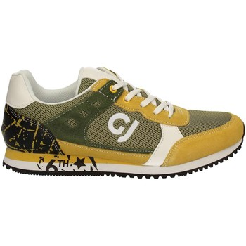 Shoes Men Low top trainers Gaudi V71-65101 Sneakers Man Verde Verde