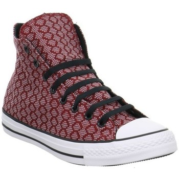 Shoes Hi top trainers Converse CT AS HI Red