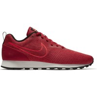 Shoes Men Low top trainers Nike Men's  MD Runner 2 ENG Mesh Shoe ROJO