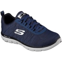 Shoes Men Running shoes Skechers Flex Advantage 2.0 - Chillston AZUL