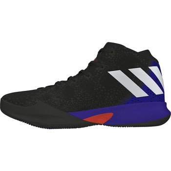 Shoes Children Basketball shoes adidas Originals CRAZY HEAT J NEGRO
