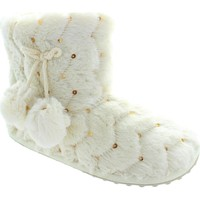 Shoes Women Ankle boots Rocket Dog Snowflake Starry Ivory
