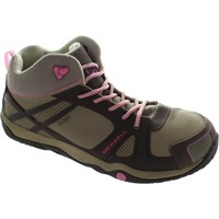 Shoes Girl Hi top trainers Merrell Proterra Mid Brindle/Sea Pink