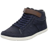 Shoes Men Hi top trainers Boxfresh Swich Blue