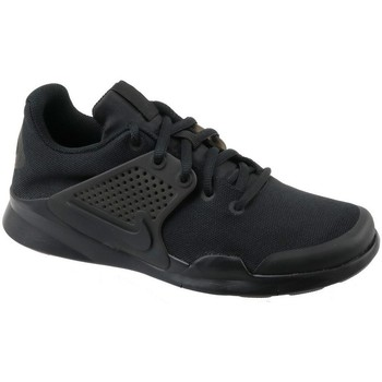 Shoes Children Low top trainers Nike Arrowz GS Black