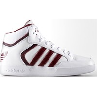 Shoes Men Hi top trainers adidas Originals Varial Mid White