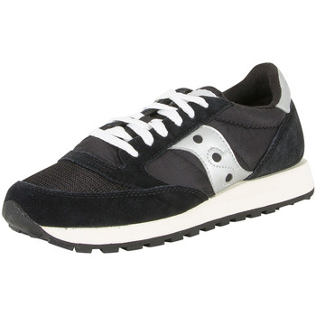 Shoes Men Low top trainers Saucony Men's Jazz Original Vintage Trainers, Black black