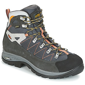 Shoes Men Walking shoes Asolo FINDER GV MM Grey / Orange