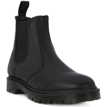 Shoes Women Mid boots Dr Martens 2976 BLACK INUCK Nero