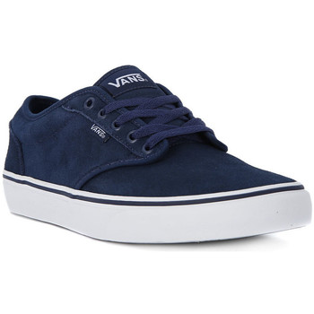 Shoes Men Low top trainers Vans ATWOOD CAMPING Grigio