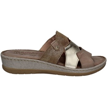 Shoes Women Mules Riposella 6291 Sandals Women Turtledove Turtledove