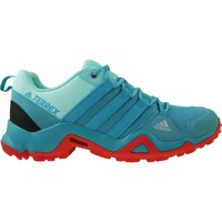 Shoes Children Low top trainers adidas Originals Terrex AX2R K Blue-Red-Black