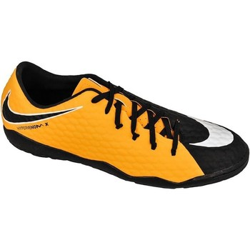 Shoes Men Football shoes Nike Hypervenomx Phelon Iii IC M Black-Yellow