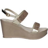 Shoes Women Sandals Cinzia Soft IAD17898-C Wedge sandals Women Platino Platino