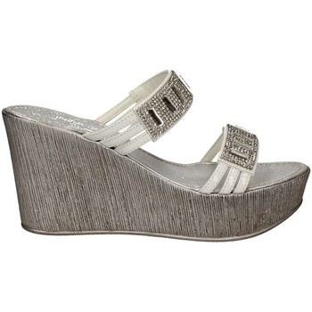 Shoes Women Mules Cinzia Soft IAD16834-ZV Sandals Women Bianco Bianco