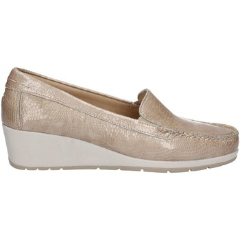 Shoes Women Loafers Cinzia Soft IA1810-M Mocassins Women Beige Beige