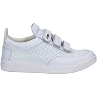 Shoes Men Low top trainers Tommy Hilfiger FM0FM00605 Sneakers Man White White
