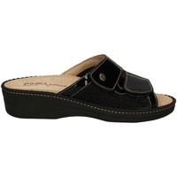 Shoes Women Mules Cinzia Soft IAES27-VS Sandals Women Black Black