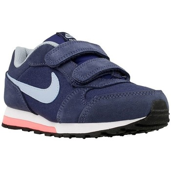 Shoes Children Low top trainers Nike MD Runner 2 Psv Navy blue
