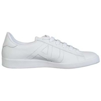 Shoes Men Low top trainers Armani Jeans Trainers 935565CC500 white