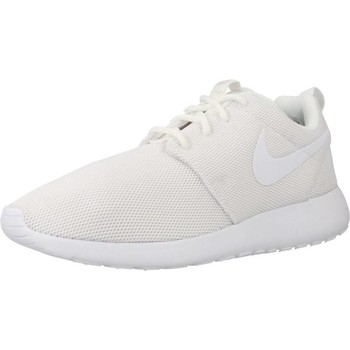 Shoes Women Low top trainers Nike ROSHE ONE White