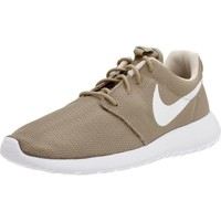 Shoes Men Low top trainers Nike ROSHE ONE Green