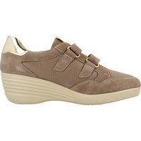 Shoes Women Low top trainers Stonefly EBONY 23 BIS Light Brown